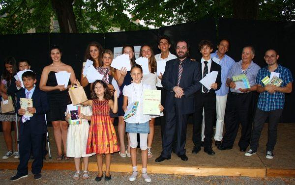 Concerto di chiusura per i corsi estivi di Castel Viscardo