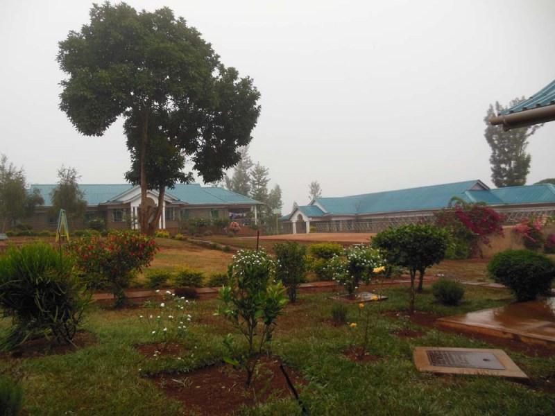 DALL'OSPEDALE DI ACQUAPENDENTE AD UN VILLAGGIO DEL KENYA PER AIUTARE I BAMBINI SIEROPOSITIVI