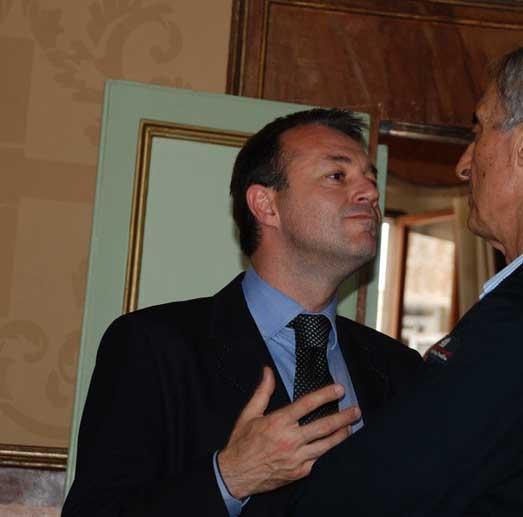 Ennesime prove di pace tra il sindaco Concina e Orvieto libera