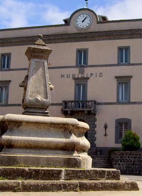 Castel Giorgio. Tempi duri per Peparello