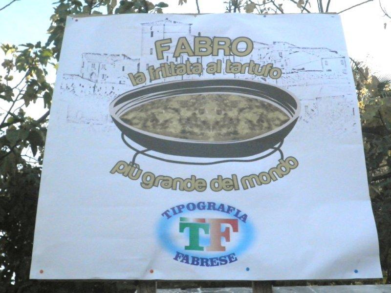 Mostra del Tartufo di Fabro raccontata da Piero Piscini