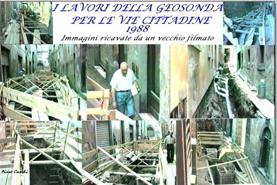 Geosonda a Orvieto