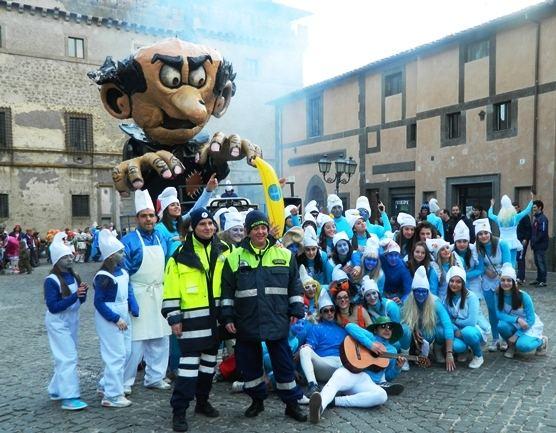 Carnevale a Vignanello, attesa per il gran finale di domenica 17 febbraio