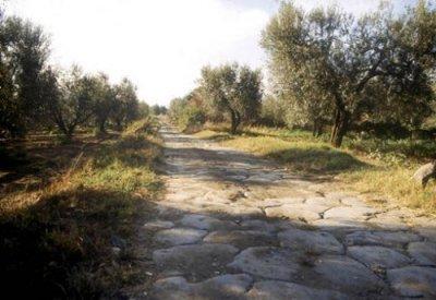 Valorizzazione dell'antico percorso che va da Orvieto a Bolsena e mette in comunicazione la via Teutonica con la via Francigena