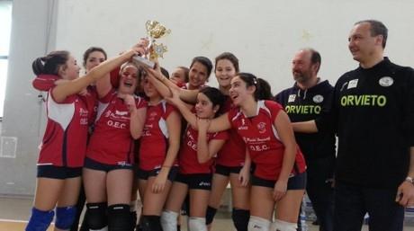 Un altro titolo provinciale per il Volley Team Orvieto