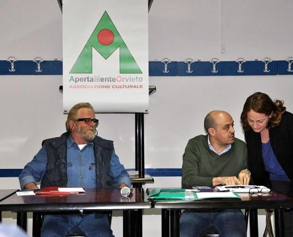 L'Associazione Culturale ApertaMenteOrvieto si è presentata ufficialmente ai cittadini