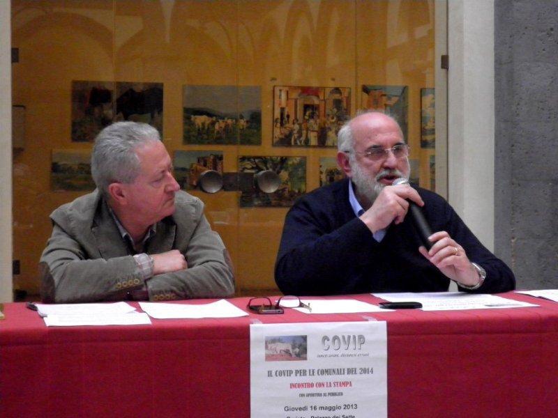 Il COVIP incontra il Partito della Rifondazione Comunista (PRC)