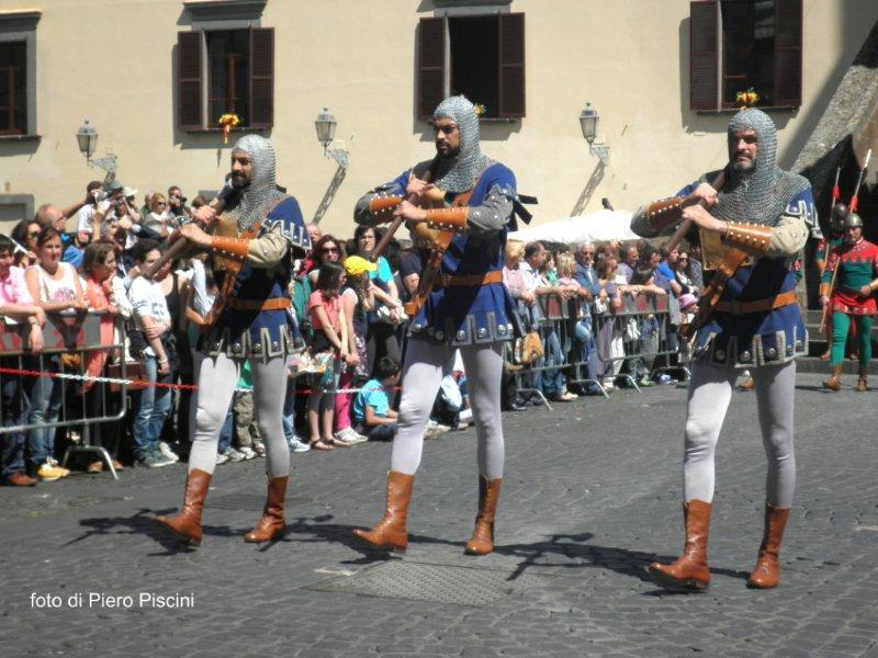 """M5S Orvieto, Lucia Vergaglia: """"Musealizzare il Corteo Storico"""""""