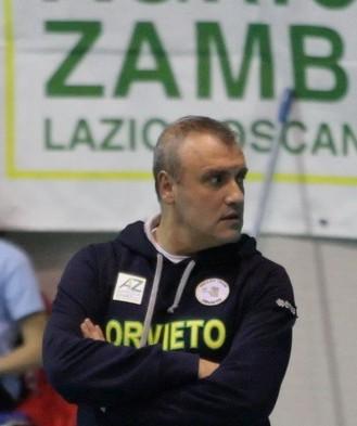 La Zambelli Orvieto al lavoro per la B2