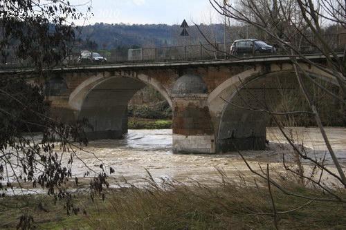 Studi e interventi sul bacino del fiume Paglia per mitigare il rischio idraulico