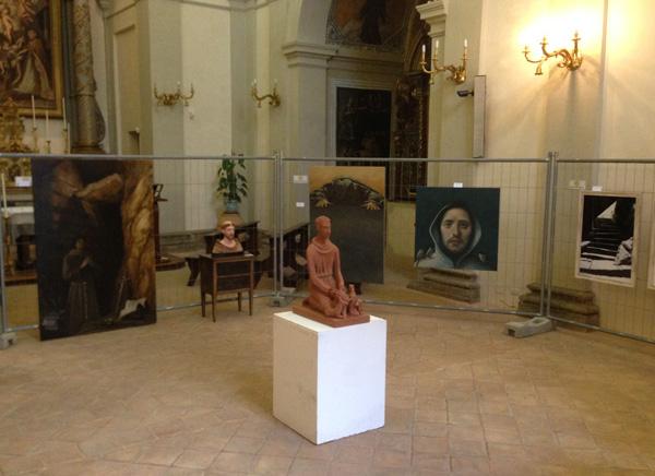 """Ad Orvieto la mostra """"San Francesco e i luoghi del suo cammino spirituale"""""""