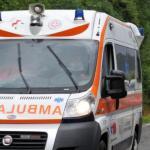 Incidente autonomo in Autostrada tra Fabro e Chiusi, auto con famiglia a bordo si ribalta