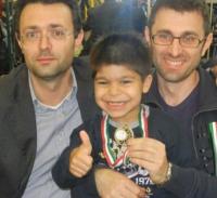 UISP SCHERMA ORVIETO: A Napoli Bernardo Ricci si qualifica brillantemente per i campionati italiani.