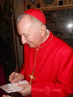 Cittadinanza onoraria al cardinale Parolin, arcivescovo di Acquapendente