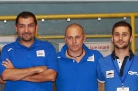 A1 – Confermato l' assistente coach Massimo Romano