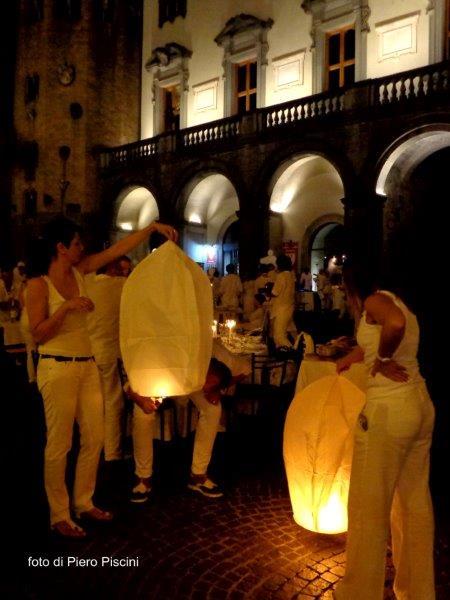 Orvieto è pronta per la 4a edizione di BiancoDivino. In caso di maltempo location Chiostro San Giovanni