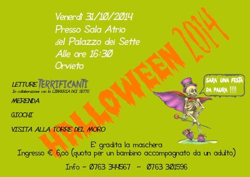 Halloween 2014 a Orvieto