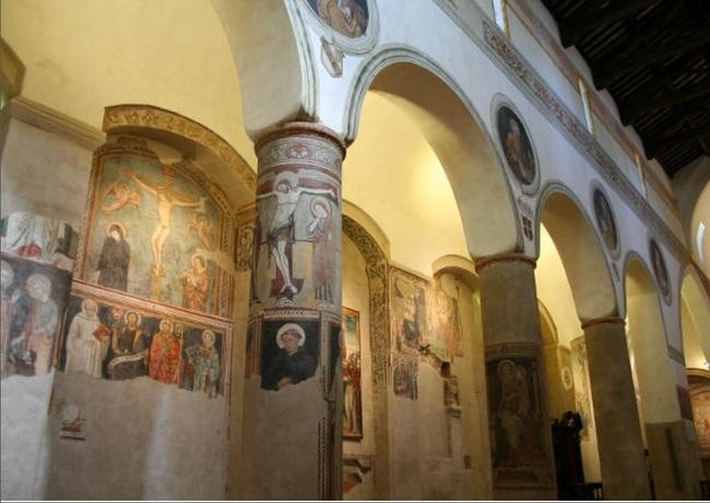 Tesori dell'Urbe, visita alla chiesa di San Giovenale