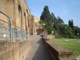Ascensore Campo della Fiera, chiuso per revisione del 20esimo anno
