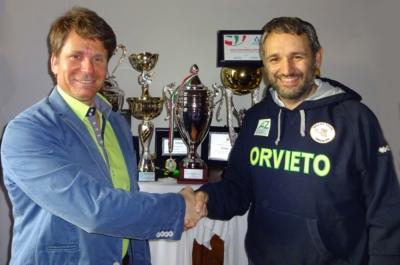 Primo colpo Zambelli Orvieto, il coach della prossima stagione è Gian Luca Ricci