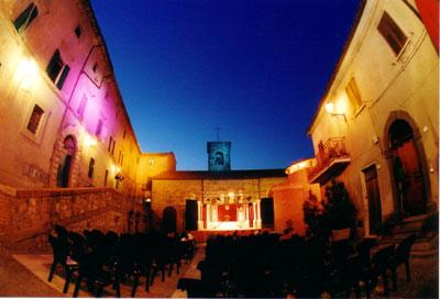 Festival Stella d'Oro di Allerona, spettacolo ispirato a Chocolat di Harris