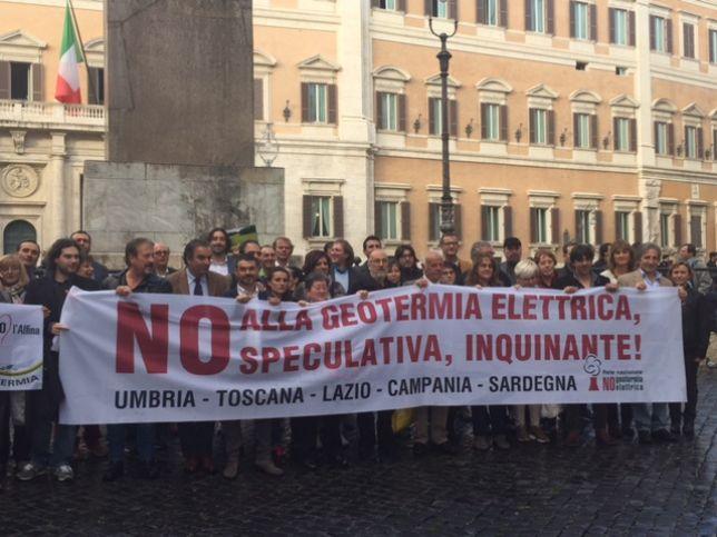 """Geotermia sull'Alfina, Con i cittadini per Castel Giorgio: """"Il Governo neghi l'autorizzazione"""""""