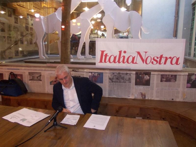 Ampliamento Le Crete, Italia Nostra scrive al Ministero dei Beni Culturali