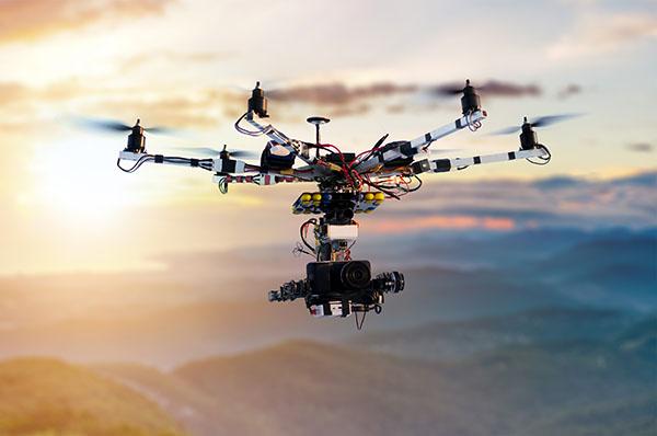 """Ambiente, Cecchini: """"In servizio un nuovo drone per controlli su aree impervie dell'Umbria"""""""