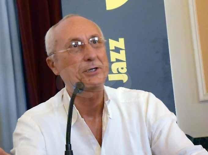 """Carlo Pagnotta intervistato da Antonello Romano conferma Orvieto per la 25a edizione di Umbria Jazz Winter che sarebbe già """"in cantiere"""""""