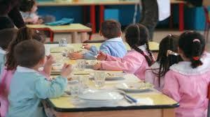Scuole, dall'11 giugno cambia la ditta aggiudicataria del servizio mensa