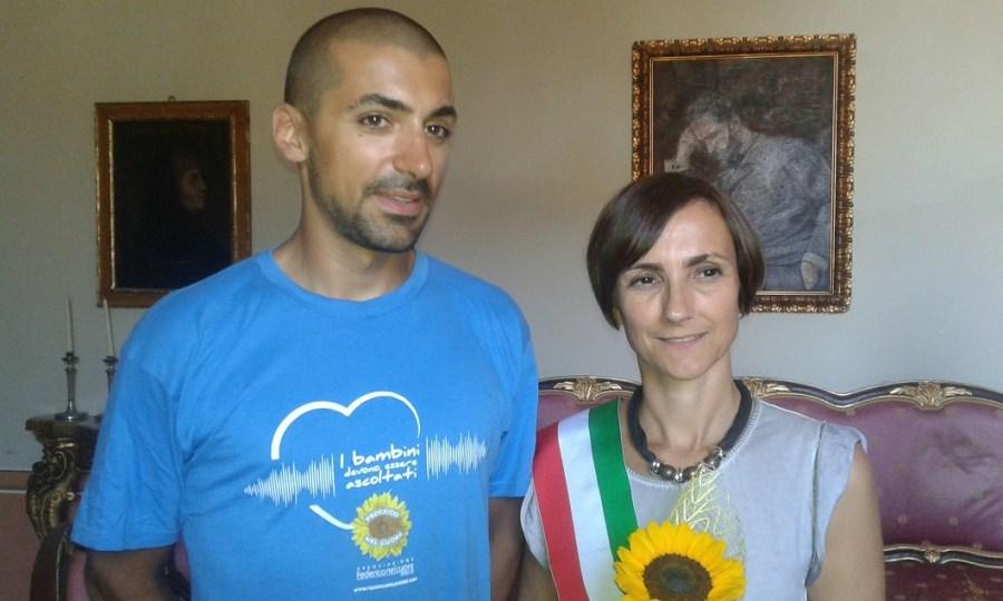 """Contro la violenza su donne e bambini, Orvieto aderisce alla campagna """"Cycling & Swimming Against Violence"""""""