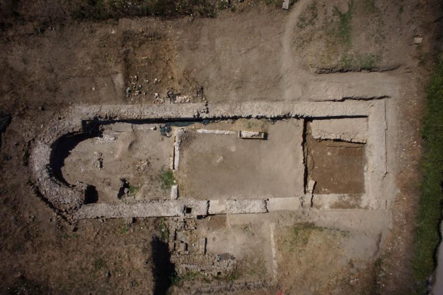 Nuovo ritrovamento allo scavo di Campo della Fiera