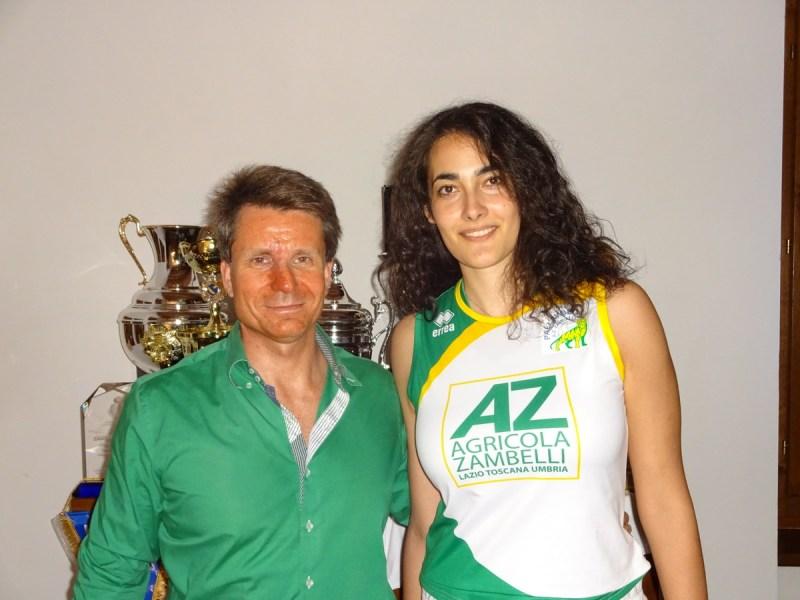 Elisa Donarelli, un altro rinforzo per il centro Zambelli