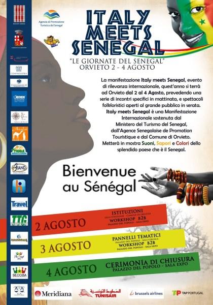 Tre giorni di cultura senegalese a Orvieto