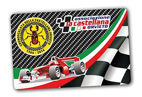Panathlon Club di Orvieto premia con una targa l'Associazione della Castellana