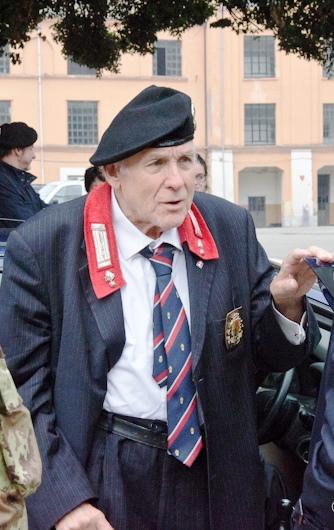 Il Granatiere Paolo Rossi è andato avanti per l'Ultimo Contrappello. Il ricordo di Manglaviti
