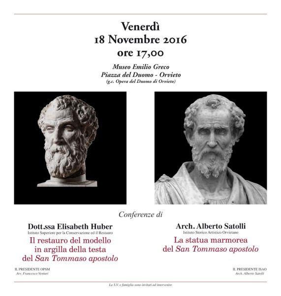 Conferenze di Opera del Duomo e ISAO per il IV Centenario di Ippolito Scalza