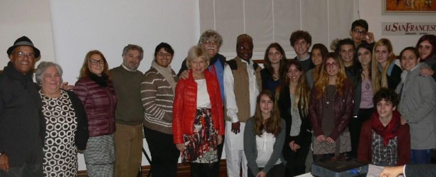 Premio sui diritti umani, i lavori delle scuole per la II edizione di Oyhara