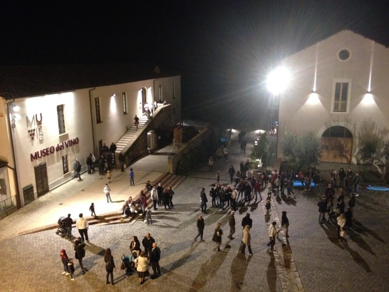 A Castiglione in Teverina va in scena il XXII Festival San Martino Olio Funghi e Vino