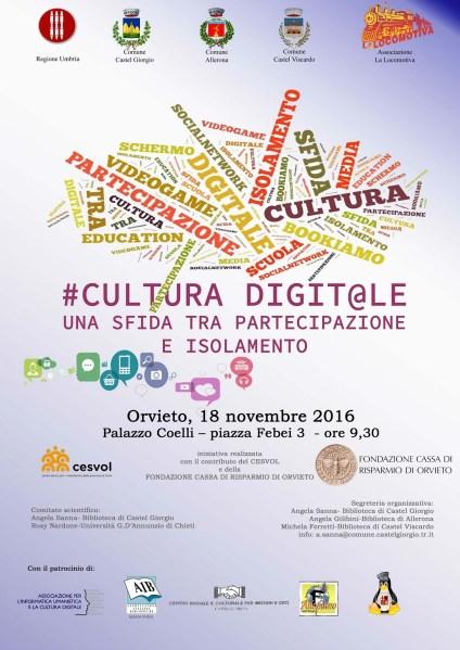 """""""Tecnologia digitale: una sfida tra partecipazione e isolamento"""", se ne parla a palazzo Coelli"""