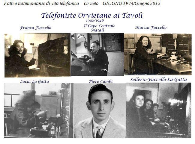 "1944, Orvieto Città Aperta. ""Io c'ero"""