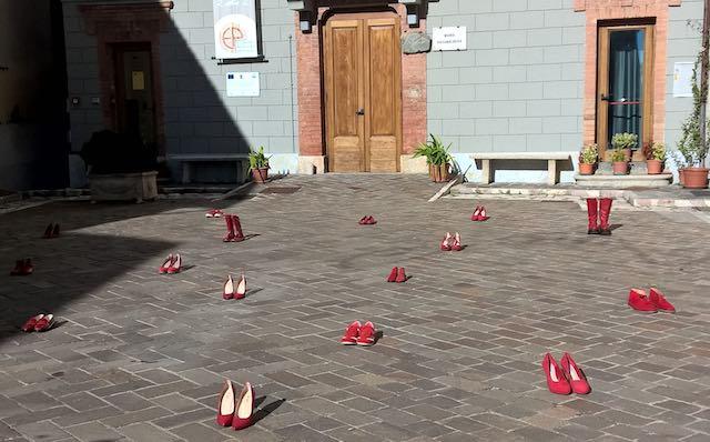 San Venanzo partecipa alla giornata contro la violenza alle donne