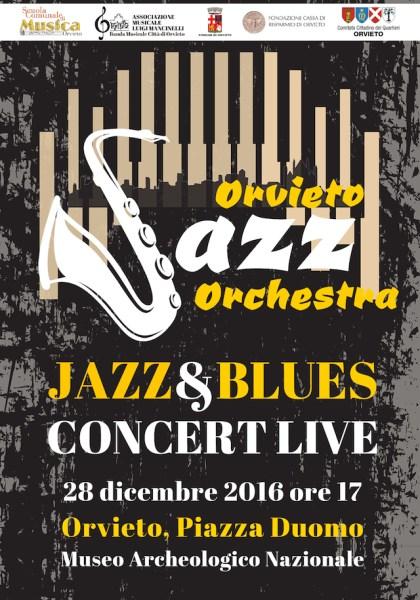 Orvieto Jazz Orchestra al Museo archeologico