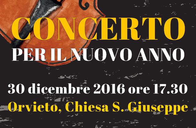 Concerto per il nuovo anno alla Chiesa di San Giuseppe