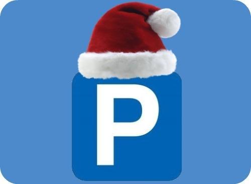 Shopping natalizio sulla Rupe, parcheggi a strisce blu gratuiti dalle 17 alle 22 dal 7 al 24 dicembre
