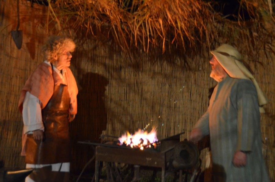 Si rinnova la tradizione del presepe vivente nei giardini di San Giovenale: 26 dicembre e 6 gennaio