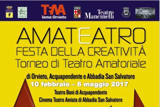 """AmaTeatro – Festa della Creatività: In scena la commedia """"Cani e Gatti"""""""