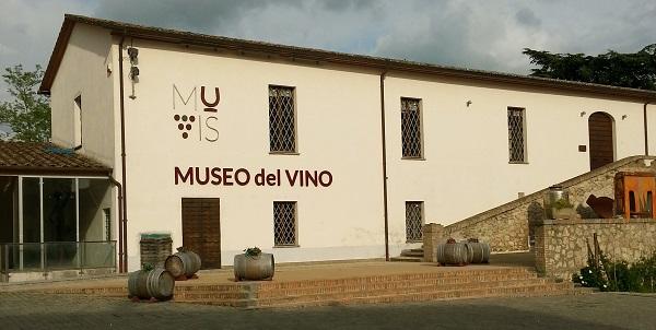 Rimandato convegno sul vino al Musiv