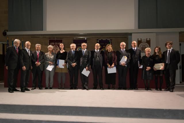 Celebrata la 58° Charter night del Lions Club di Orvieto.