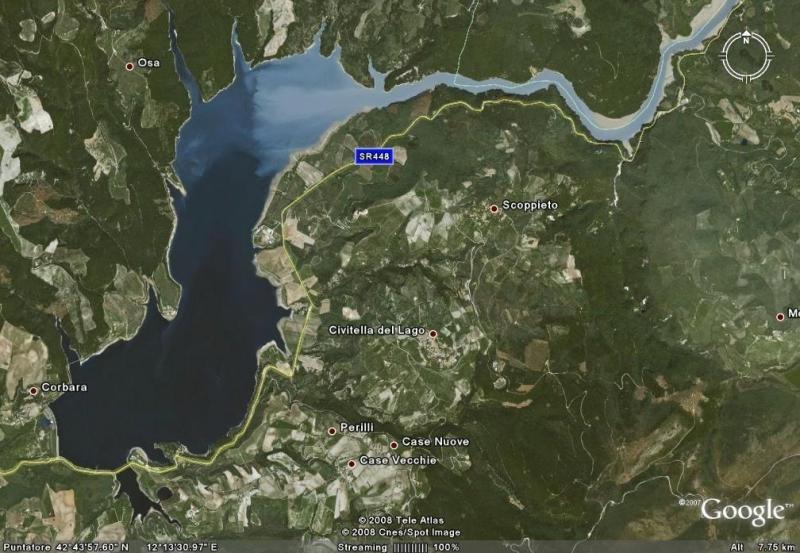 Lago di Corbara, ostaggio di degrado e bracconaggio